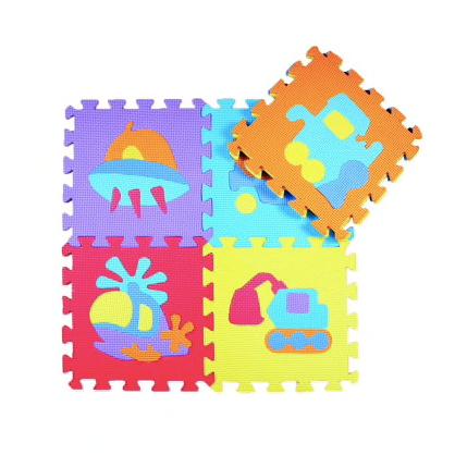 10 pcs Puzzle Mats