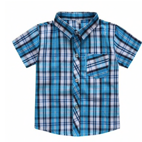 Casual Shirt Blue