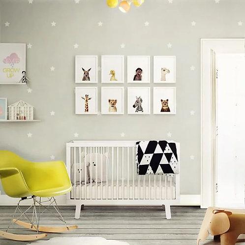 Wall sticker stars