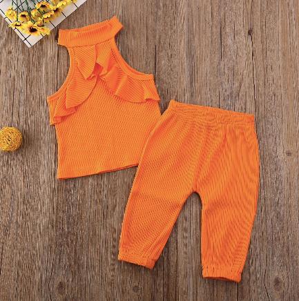 The Lovely Orange Little kit