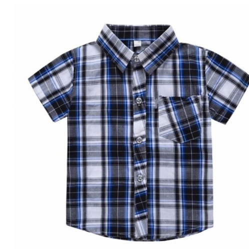 Casual Shirt Navy