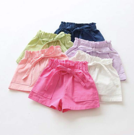 Baby girl/Girl Candy Short
