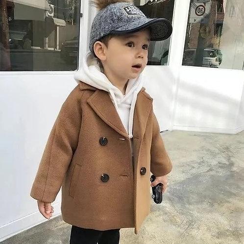 Outerwear Coats Wool