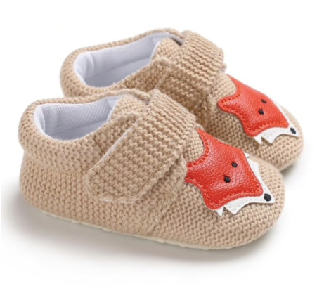 Newborn Fox Shoes