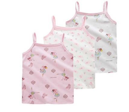 3-Packs Baby Undershirt