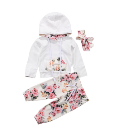 Lizzy Floral Kit