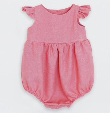 Little Pink Romper
