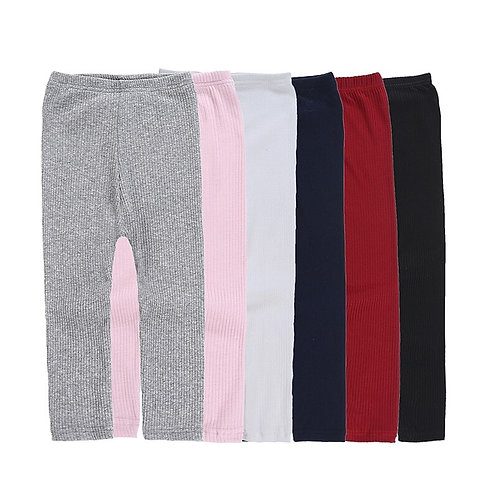 Streatchy Leggings 6 Colors
