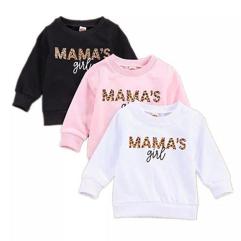 Mama's girl hoodie