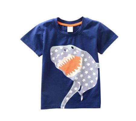 Stylish Shark Tee