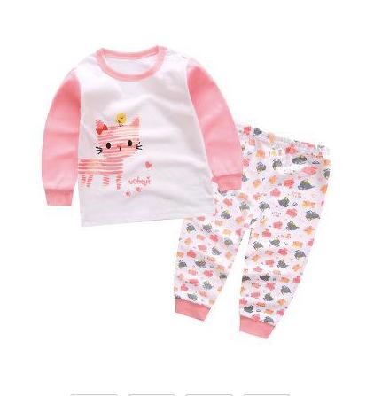 Baby Girl Pijamas