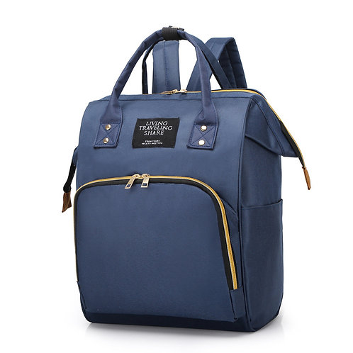 Classic Diaper Bag Navy
