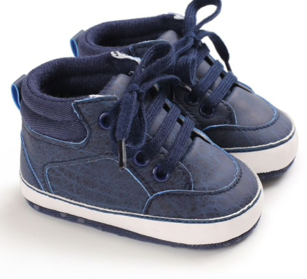 Classic Canvas Baby Shoes