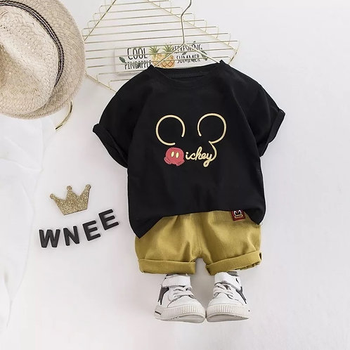 Mickey Summer Outfit