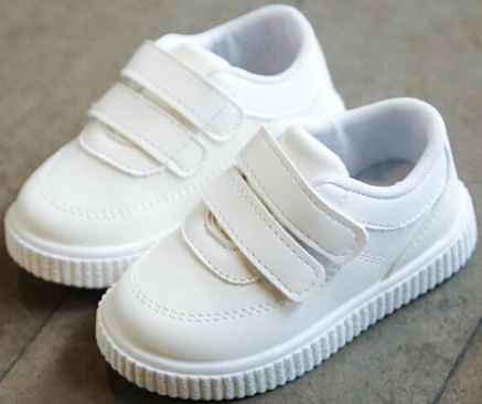 Kid Sneaker All White 3-6 Years
