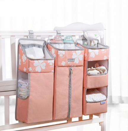 Baby Storage Organizer Crib