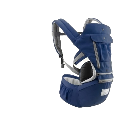 All-in-one Ergonomic Baby Carrier Navy