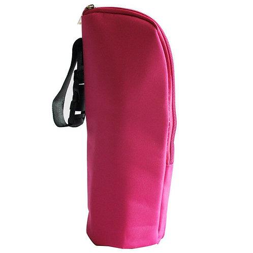 Pink Insulation Bag for Bottle
