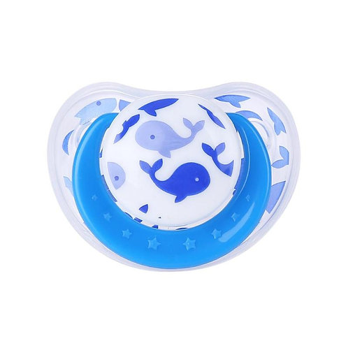 Pacifier Baby Whales