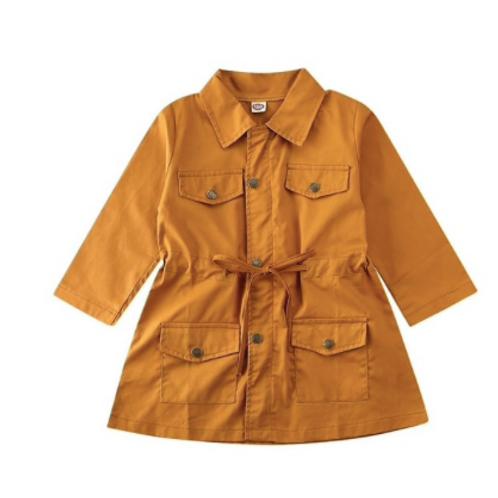 Fashion Autumn Jacket Brown