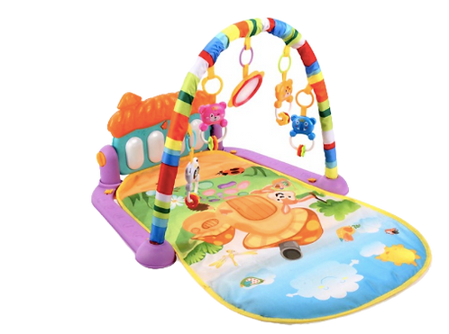Baby Music Rack Play Mat Piano