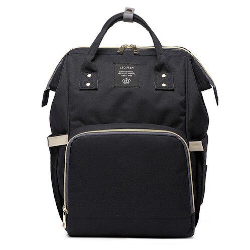 Essential Diaper Bag Black
