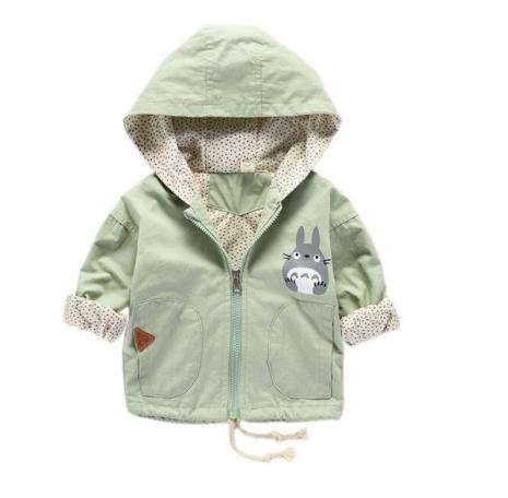 Windbreaker Jacket Green