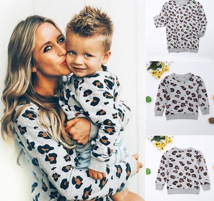 Leopard Matching Set