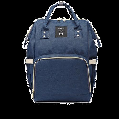 Essential Diaper Bag Navy