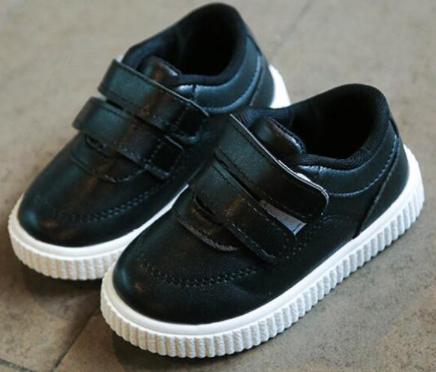 Kid Sneaker All Black 3-6 Years