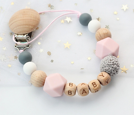 Personalized Name Pacifiers 11 Colors