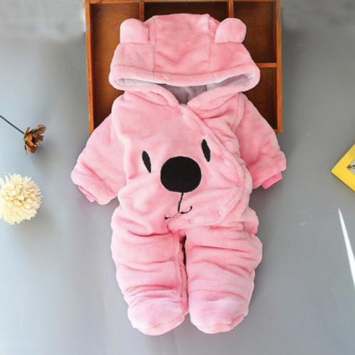 Newborn Romper Pink