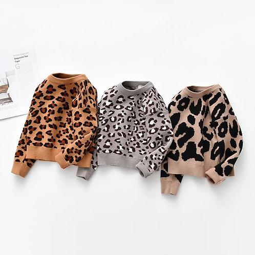 Leopard Pull