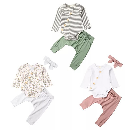 Loungewear Baby Outfits