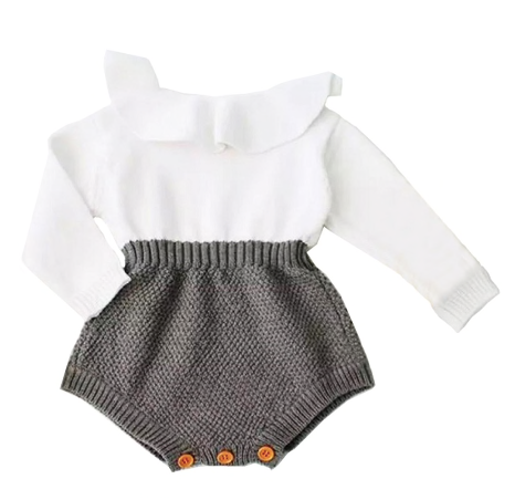The Baby Girl Romper