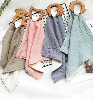 Soft Triangle Towels