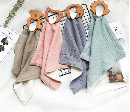 Soft Triangle Towels