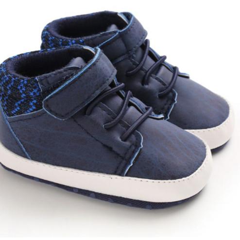 Jacob Newborn Shoes
