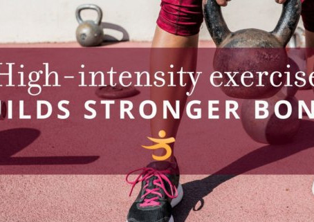 High-intensity resistance training offers amazing results