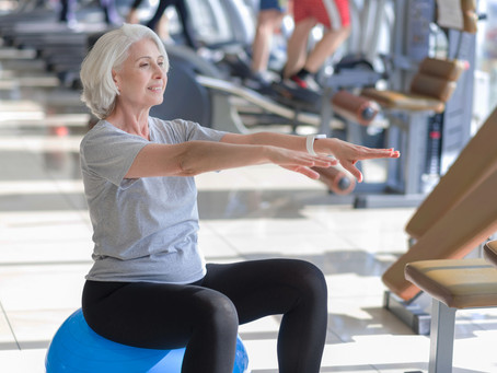 How to increase spinal bone density with exercise