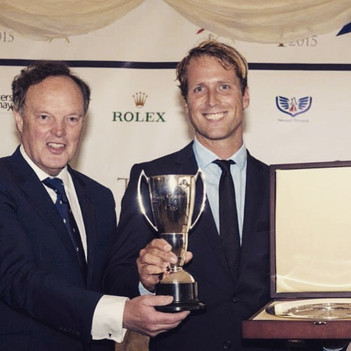 Prize Giving Royal Yacht Squadron Newport to Lizard Point