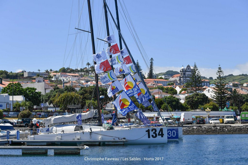 France to Azores Race