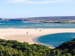Beautiful Witsand in South Africa