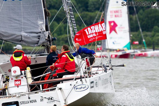 Quebec to St. Malo Race