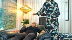 hypnotherapy course practice round.JPG