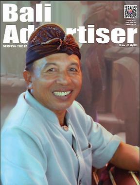 Bali Advertiser Cover
