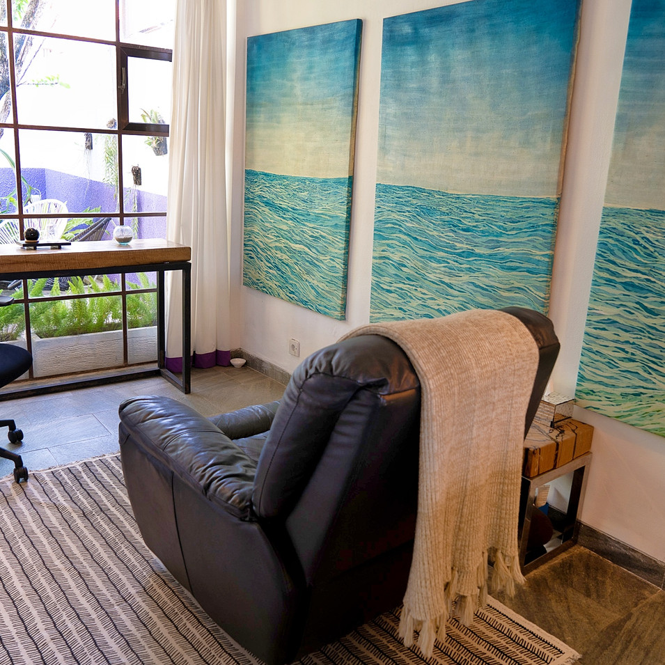 Hypnotherapy Tree Room