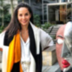Kartika Alexandra hypnotherapist healer