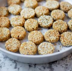 Quinoa + Hemp Nuggets