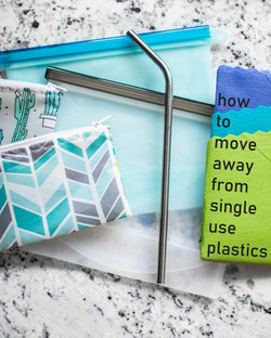 Farewell Single Use Plastic